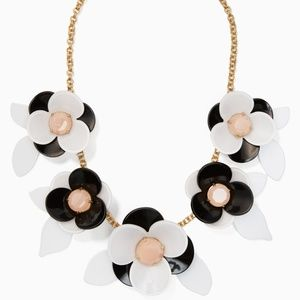 Kate Spade Pick A Posy Large Necklace